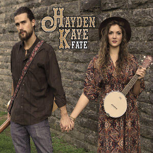 Hayden Kaye Fate Album Cover